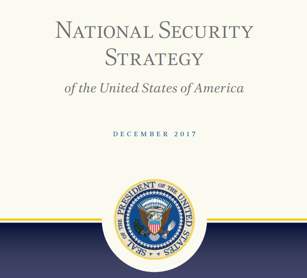 usa national security policy essay So why did trump's national security strategy omit any mention of climate  change obama's 2015 document, the last published, used the term.